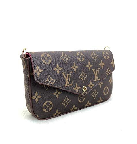 Exclusive Fashion Store Pochette Felicie Monogram Women Clutches Hand Bag