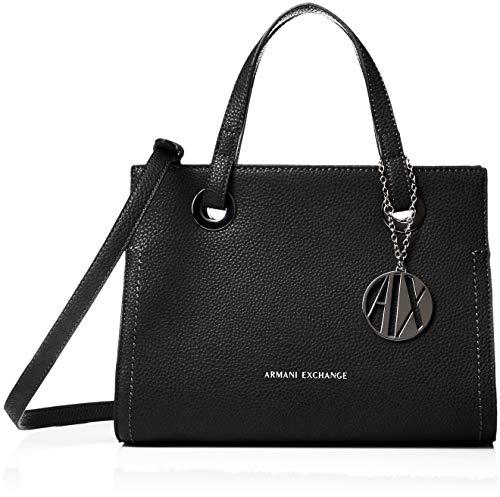 A|X Armani Exchange Small Handbag, Nero-Black 90