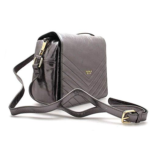 TOSCA BLU Bag LICIA Female Leather Gunmetal – TF192B283-C90