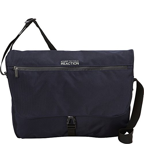 Kenneth Cole New York Business Courtesy Call 17″ Messenger (Navy)