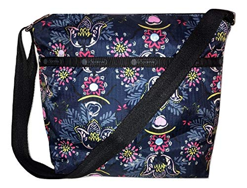 LeSportsac Evening Blues Small Cleo Crossbody Bag