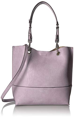 Calvin Klein Sonoma Reversible Novelty North/South Tote Bag, Orchid