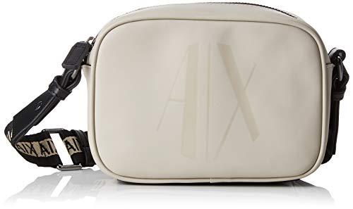 A|X Armani Exchange Women's Small Crossbody Bag, beige – beige 131