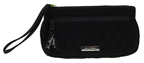 Vera Bradley Wristlet Clutch Handbag Purse in Classic Black