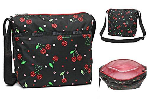 LeSportsac Mon Cherie (My Darling) Small Cleo Crossbody Handbag, Style 7562/Color F089