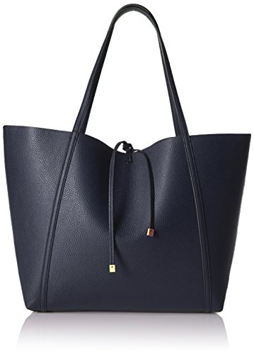 A X Armani Exchange Large Tote, Evening Blue, One Size