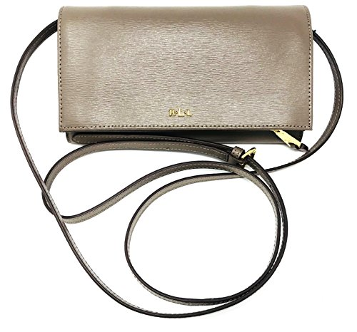 Lauren Ralph Lauren Newbury Kaelyn Leather Crossbody Bag