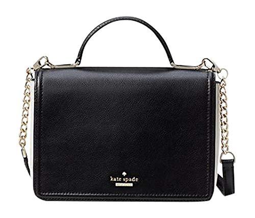 Kate Spade Patterson Drive Medium Maisie Crossbody Handbag Black/Cement