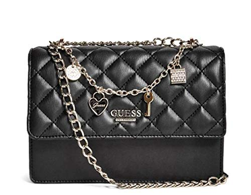 Guess Women's Charm Crossbody Cross-Body Bag Handbag