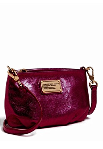 Marc by Marc Jacobs Q Percy Cross-Body Bag Wine