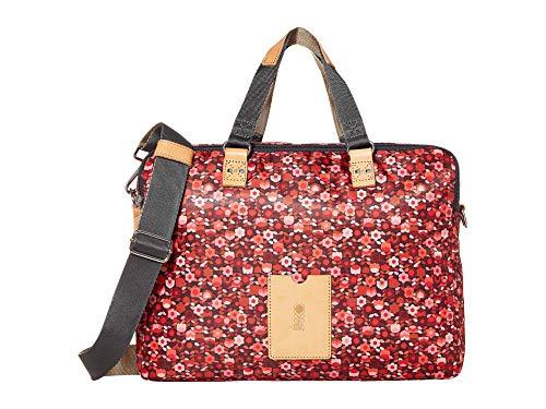 Orla Kiely Stem Garden Print Work Bag Berry One Size