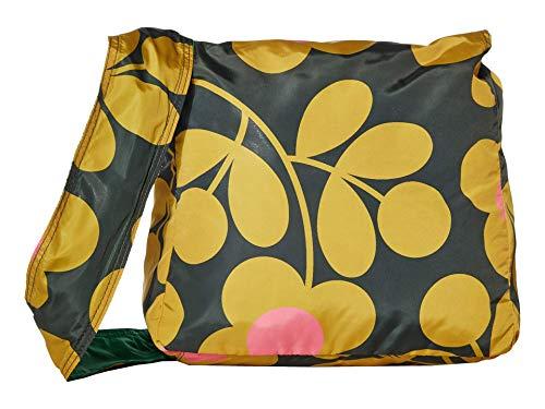 Orla Kiely Stem Spring Print Reversible Crossbody Khaki One Size