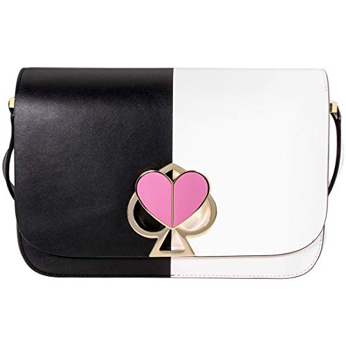 Kate Spade Nicola Bicolor Ladies Medium Two Tone Leather Shoulder Bag PXRUA359080