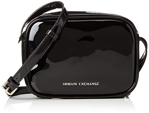 A|X Armani Exchange Women's Small Crossbody Bag, nero – black 266