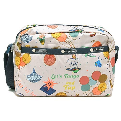LeSportsac Dance Party Daniella Crossbody Handbag, Style 2434/Color F132