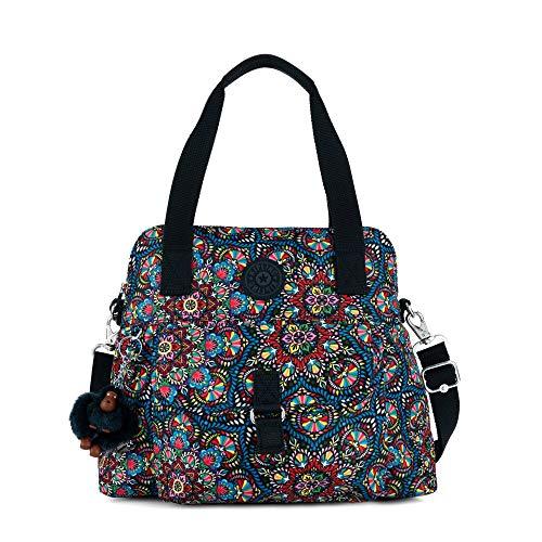 Kipling Pahneiro Printed Handbag Sunshine Burst