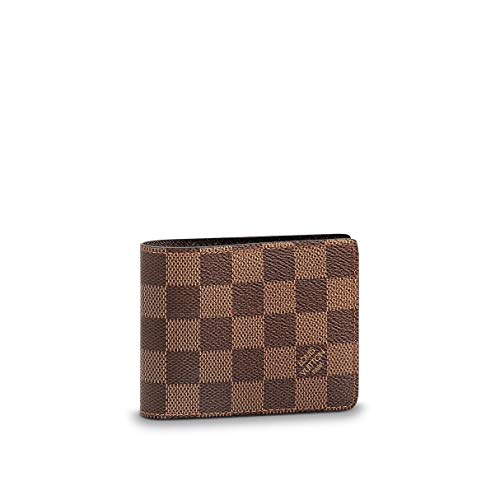 Louis Vuitton Damier Slender Wallet Article: N61208 Made in France