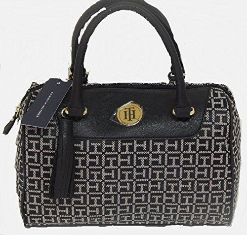 Tommy Hilfiger top handle handbag