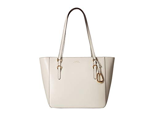 LAUREN Ralph Lauren Bennington Shopper Medium Vanilla One Size