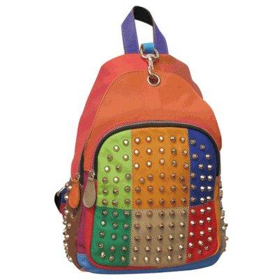 Amerileather Borka Leather Backpack