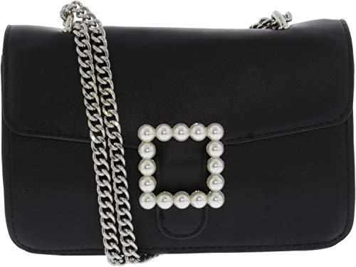 Steve Madden Women's Bdiana Cross Body Bag – Black