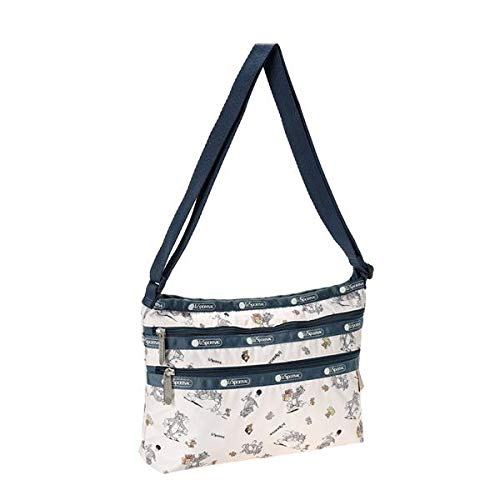 LeSportsac Tom and Jerry, The Chase Quinn Crossbody Handbag, Style 3352/Color K782
