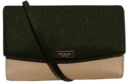 Kate Spade New York Laurel Way Winni Crossbody Wallet Clutch Style WLRU4800