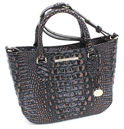 Brahmin Small Lena Leather Handbag (Dusk Melbourne)