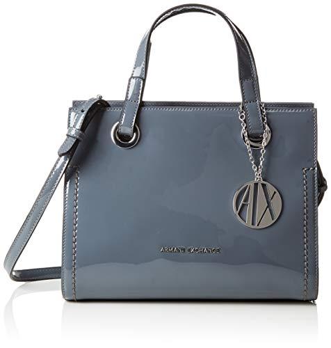 A X Armani Exchange Small Handbag, Grigio-Grey 169