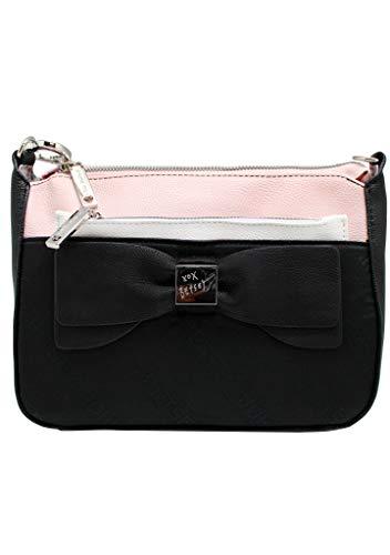 Double Up Bow Crossbody Bag