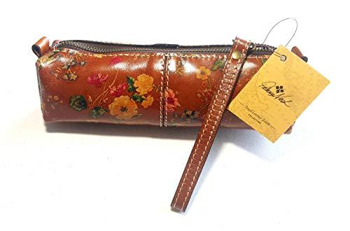 Patricia Nash Isla Oblong Prairie Rose Wristlet
