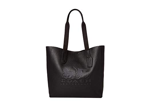 COACH Horse and Carriage Grove Tote DK/Black 4 One Size