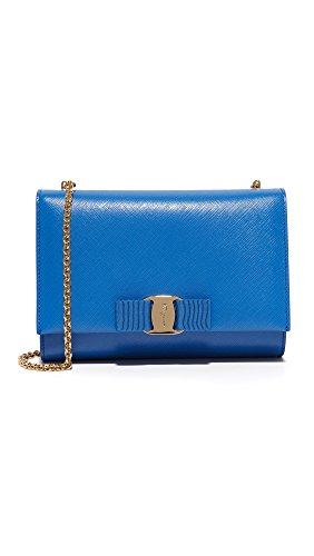 Salvatore Ferragamo 22B558, Blue Indien/Blue Indien