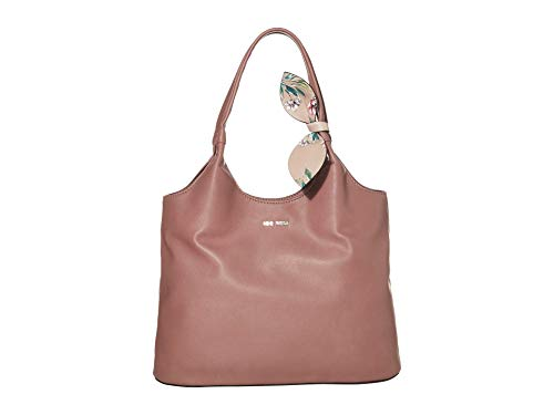 Nine West Gisselle 4-Poster Shoulder Bags Mauve Multi One Size