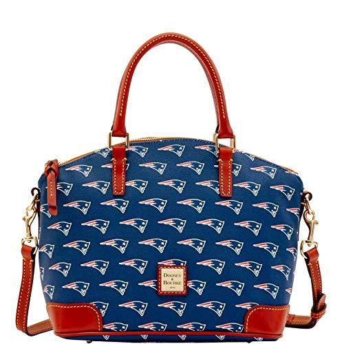 Dooney & Bourke NFL New England Patriots Charli Satchel