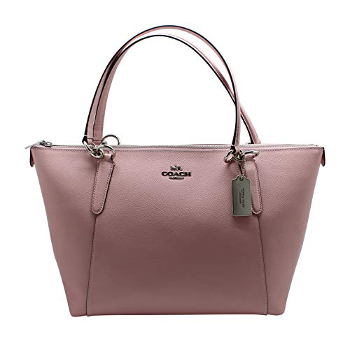 Coach F57526 Ave tote Silver/Carnation, Large