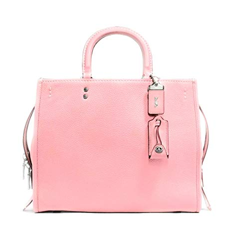 Coach 1941 Mixed Leather Rogue In Dusty Rose 23755 MSRP 795