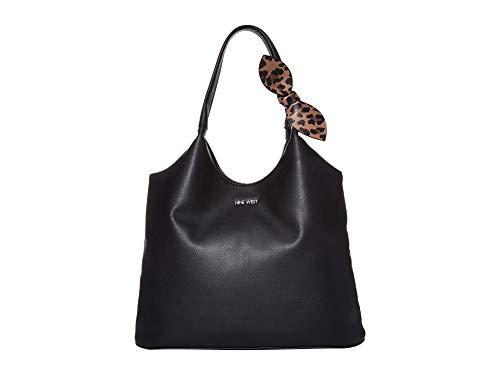 Nine West Gisselle 4-Poster Shoulder Bags Black Multi One Size