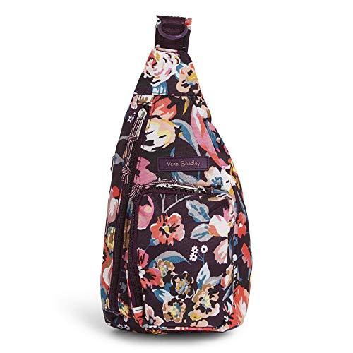 Vera Bradley Lighten Up Mini Belt Bag or Sling, Indiana Blossoms
