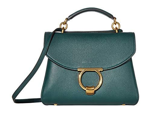 Salvatore Ferragamo Margot Shoulder Bag Pine One Size