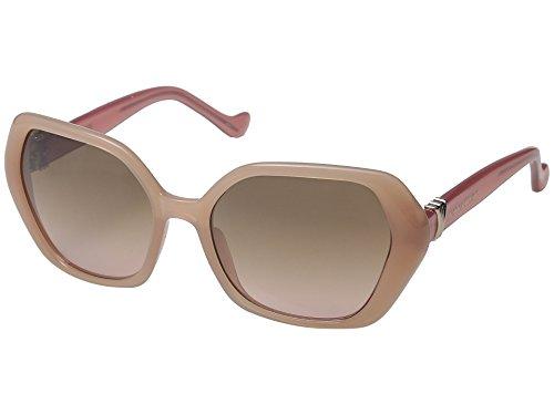 Ivanka Trump Women's 064-73 Blush/Burgundy Sunglasses