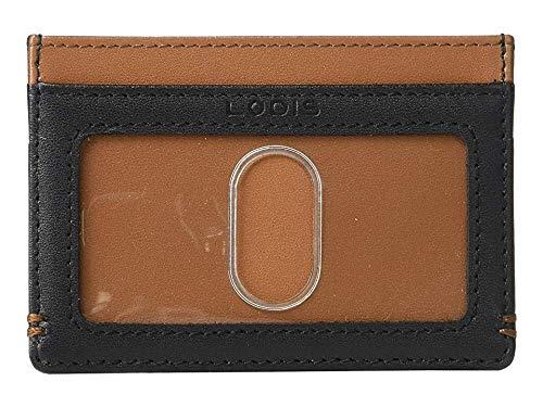 Lodis Accessories Mini ID Case Saddle One Size