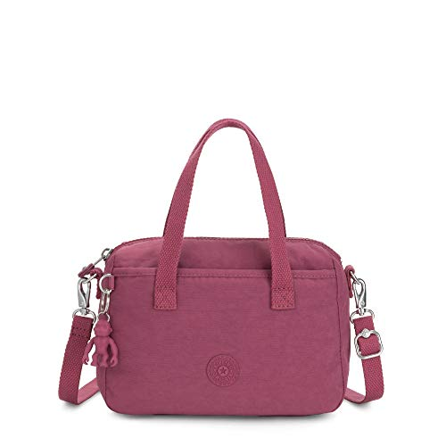 Kipling Emoli Mini Handbag Fig Purple