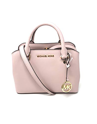 Michael Kors Small Saffiano Leather Satchel – Blossom