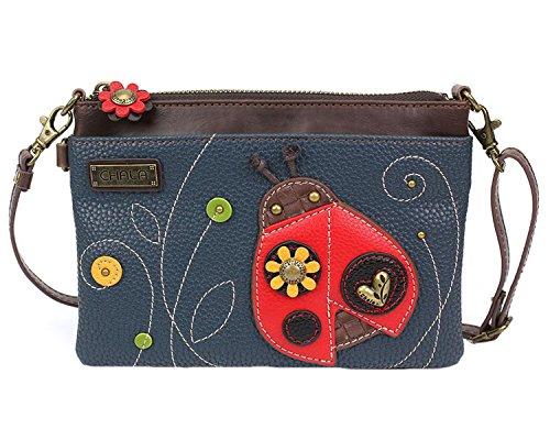 Chala Ladybug Mini Crossbody Handbag Purse Ladybug Accessories