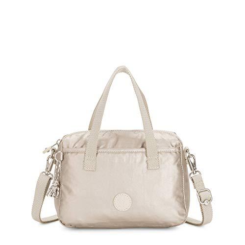 Kipling Emoli Mini Handbag Cloud Metal