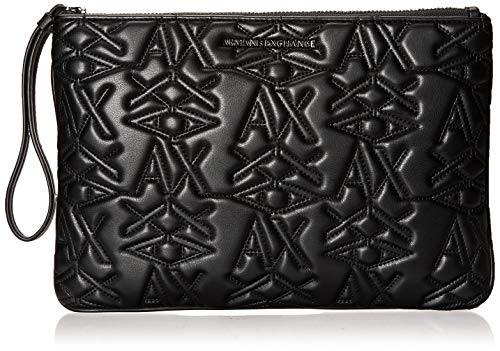 A|X Armani Exchange Pouch, Black