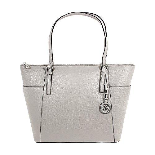 Michael Kors Jet Set Ladies Large Leather Tote Handbag 35H6STTT9L