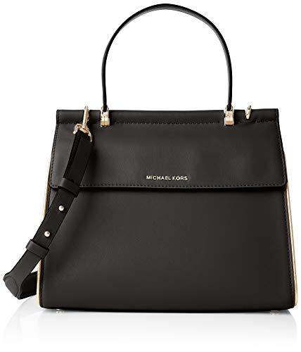 Michael Michael Kors Jasmine Medium Top Handle Leather Satchel