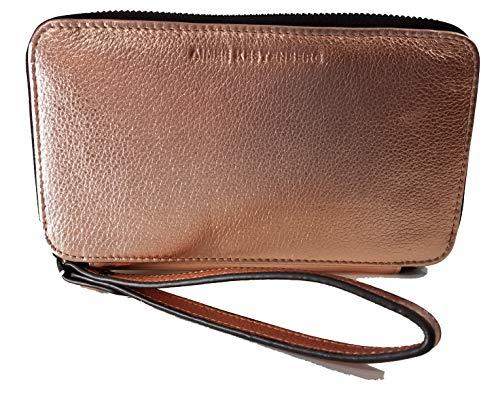 Aimee Kestenberg Dhena Leather Phone Wristlet